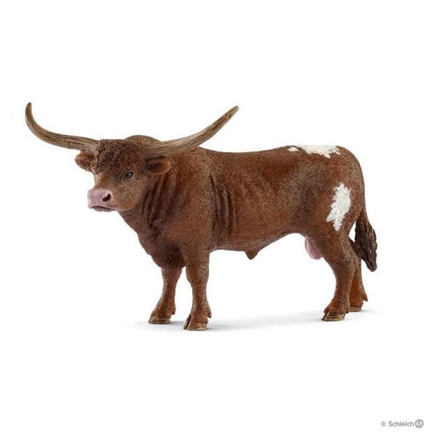 Contenido de Schlecih® 13866 Toro Tejano Longhorn