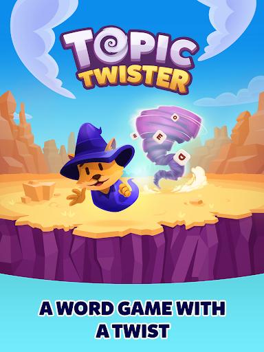 Topic Twister: a Trivia Crack game apktram screenshots 11