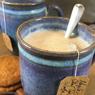 Maple Chai Tea Latte