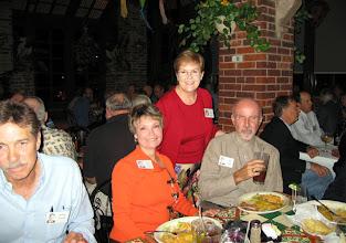 Photo: Kenny Kopplow, Nancy (Friday) Pettus, Dixie (Cobb) Swanson, Kent Pettus