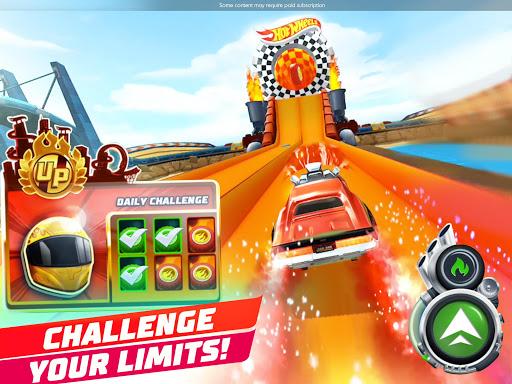 Hot Wheels Unlimited apktram screenshots 12