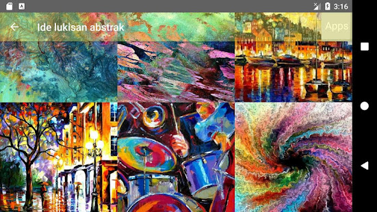 the idea of abstract painting apps bei google play