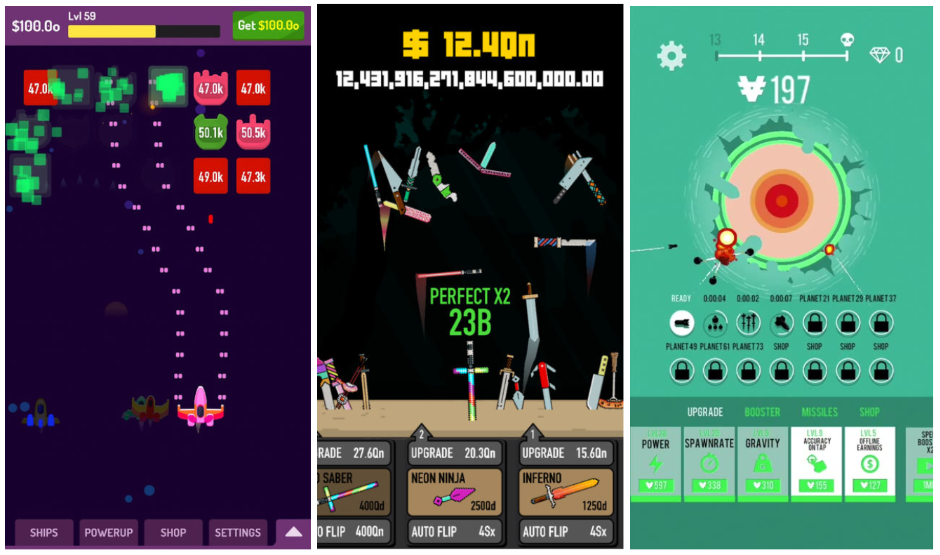 top 7 idle game