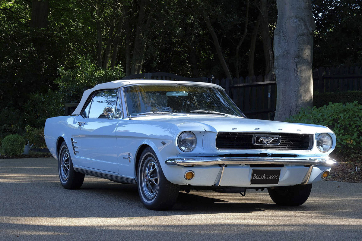 Ford Mustang Hire Oxted