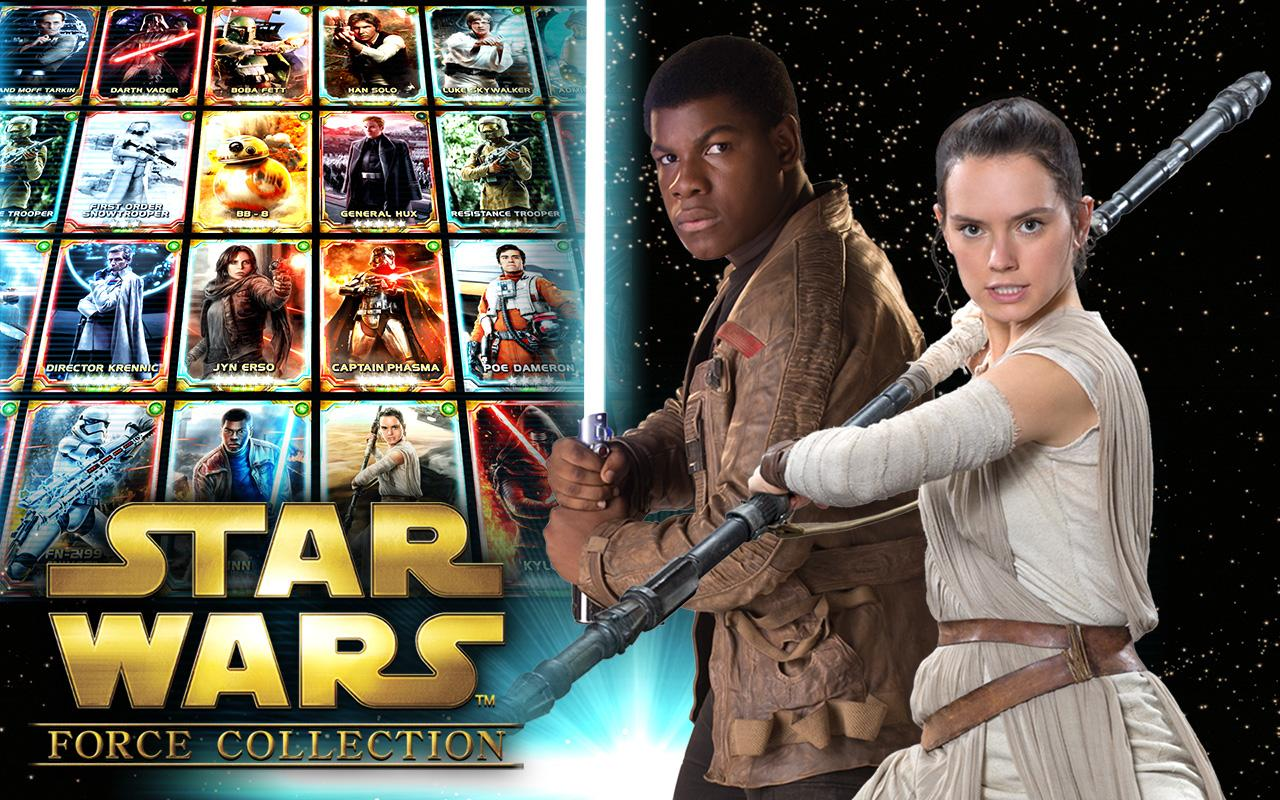 STAR WARS™: FORCE COLLECTION – скриншот