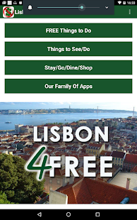 Lisbon 4 FREE-'Things 2 Do- screenshot thumbnail