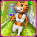 Subway princess cat: simulador icon