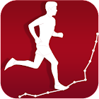 Running Distance & Fitness Tracker icon