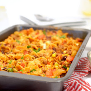 Mexican Casserole Egg Noodles Recipes