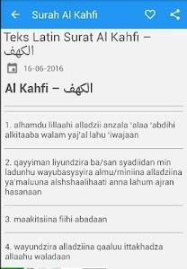 Unduh Surah Al Kahfi Arabic Latin Apk Versi Terbaru 240