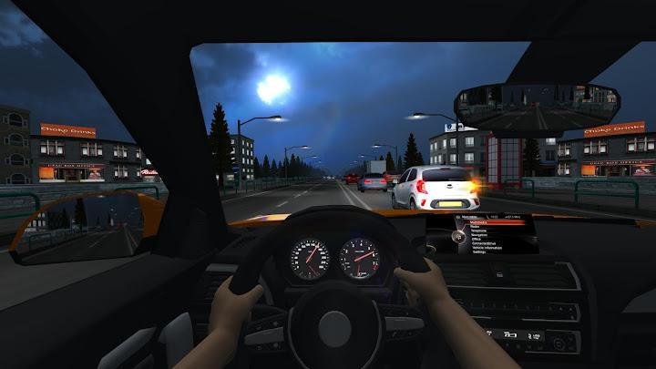 Racing Limits Android App Screenshot