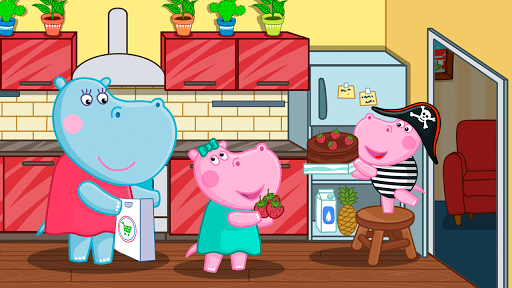 Supermarket: Shopping Games for Kids android2mod screenshots 7