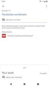 Google Classroom 6