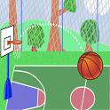 Target Basketball icon