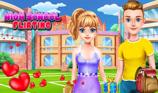 school flirting games for girls full game download