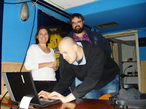 Photo: Postavljanje tehnike III - pridružio se i Žiljak