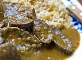 Kidneys And Rice Recipe