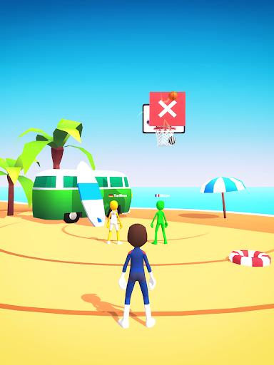 Five Hoops - Basketball Game 17 screenshots 12