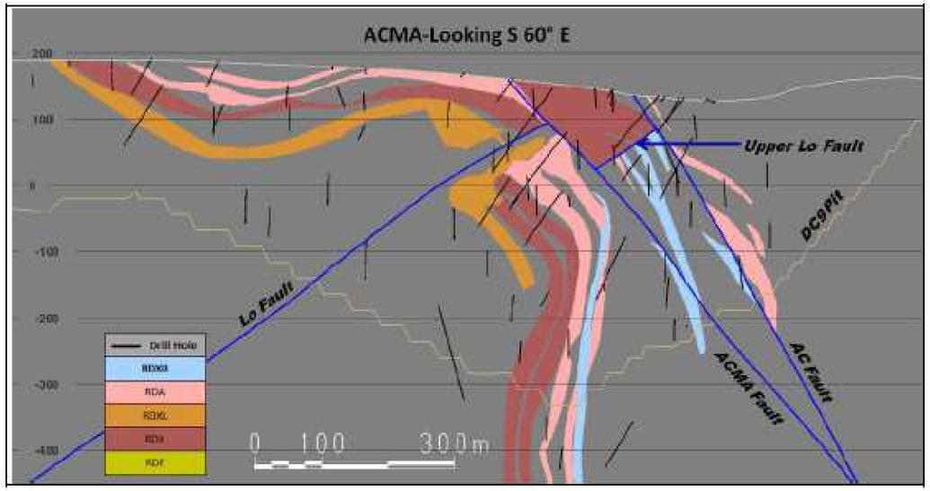 ACMA Area Section