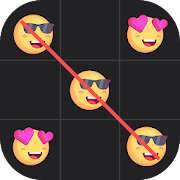 Tic Tac Toe - Emoji Multiplayer APK