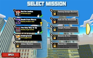 Screenshot of Block Wars: Survival City