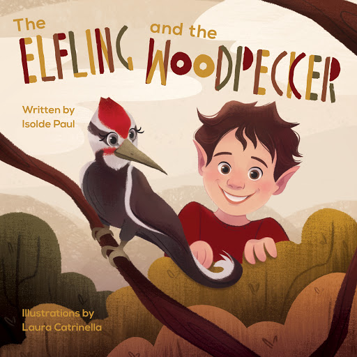 The Elfling and the Woodpecker cover