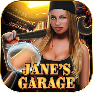 Jane's Garage – Hidden Mystery for PC and MAC