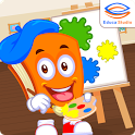 Marbel Kids Coloring Books icon