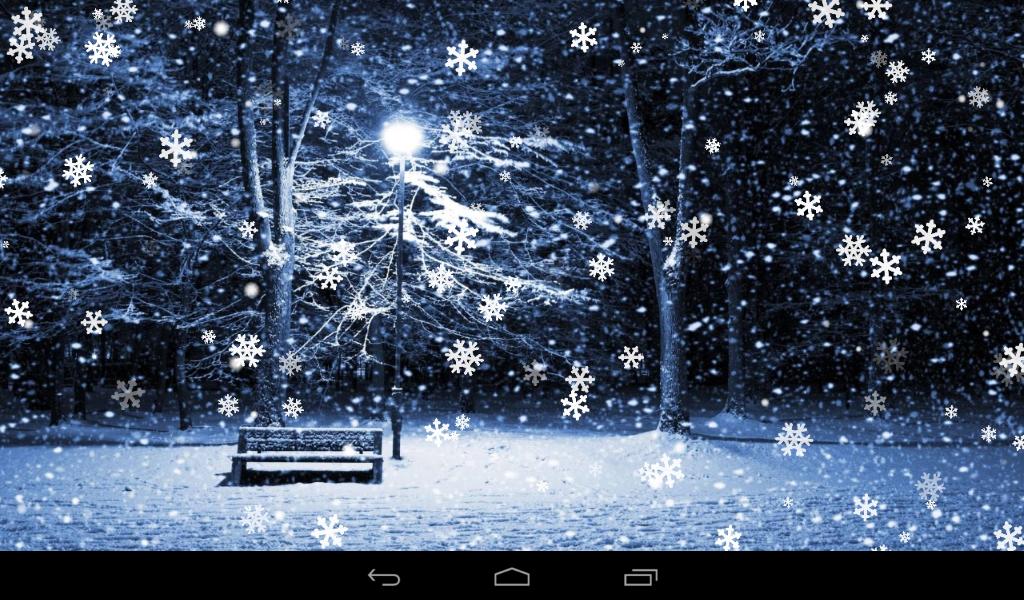 Открытка снег идет анимация, под