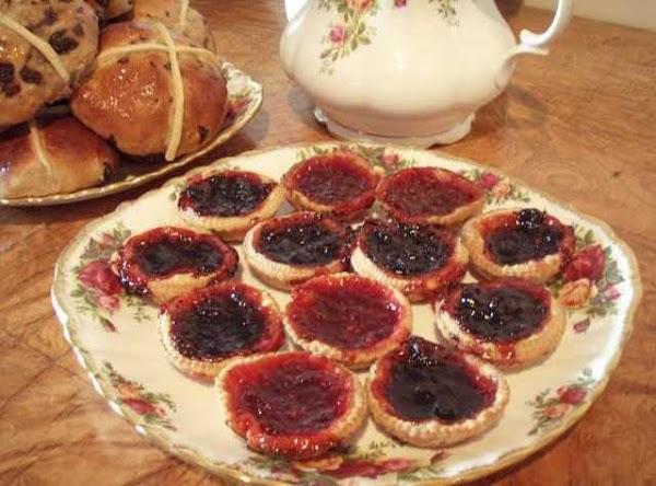 English Jam Tarts Recipe