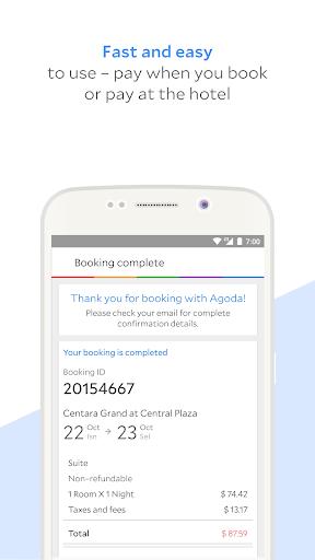 Agoda u2013 Hotel Booking Deals 6.41.0 screenshots 5