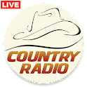 Country Radio Stations: Free icon