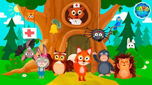 Kids doctor : veterinarian for PC