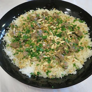 Mansaf - Jordan's National Dish made in Australia