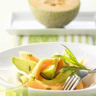 Fruit and Avocado Plate