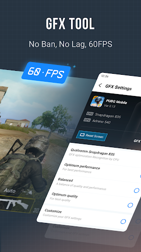 FlashDog - Best GFX Tool For PUBG 2.0.1 screenshots 1