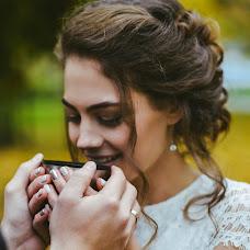 Wedding photographer Aleksandra Korotaeva (AlexandraKo). Photo of 14.12.2016