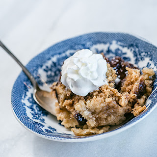 Slow Cooker Chocolate Cherry Pineapple Dump Cake