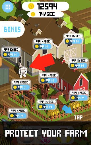 Tap Tap Farm Clicker 1.0 Mod screenshots 3