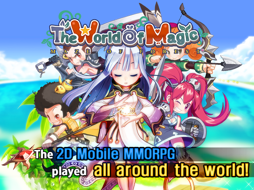 The World of Magic  astuce | Eicn.CH 1