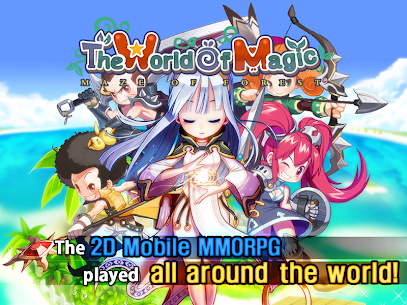 The World of Magic Mod 2.6.3 Apk [God Mod] 1
