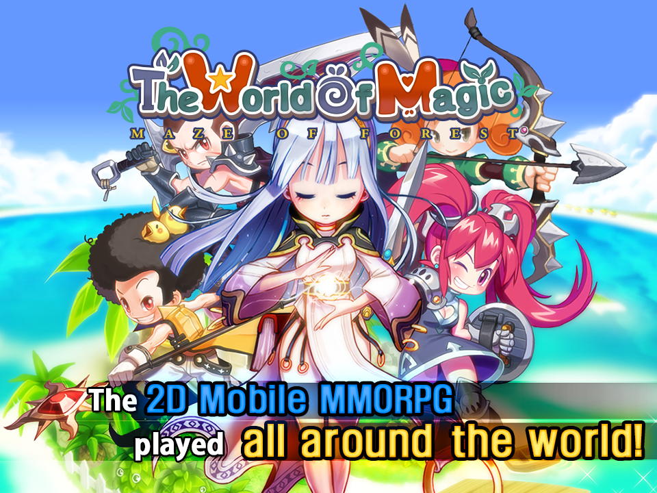 The World of Magic- screenshot