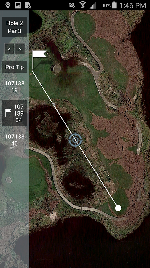 Palmilla Beach Golf Club- screenshot