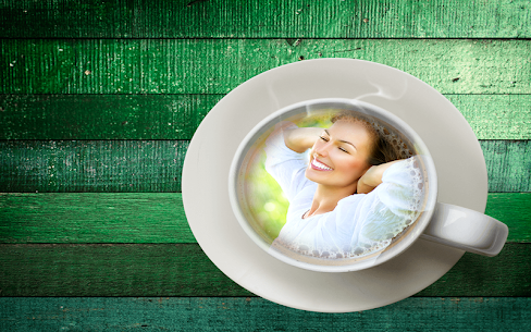 Coffee Cup Photo Frames 4