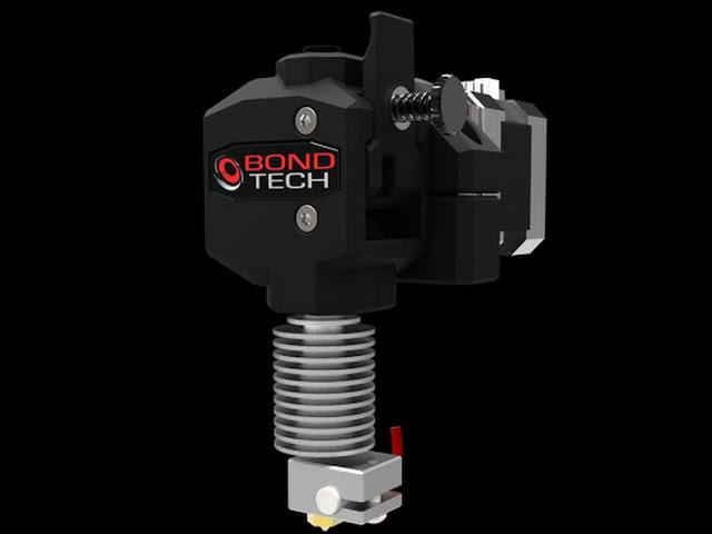 Bondtech QR Universal Extruder - 1 75mm | MatterHackers