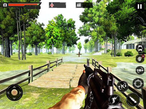 Counter Critical Strike CS: Army Special Force FPS filehippodl screenshot 13
