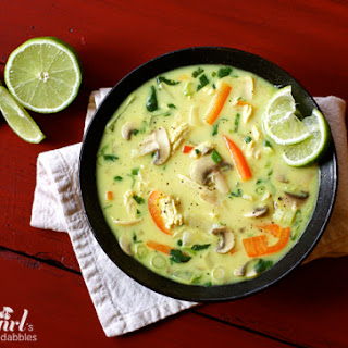 Curry Chicken Soup With Coconut Milk Recipes