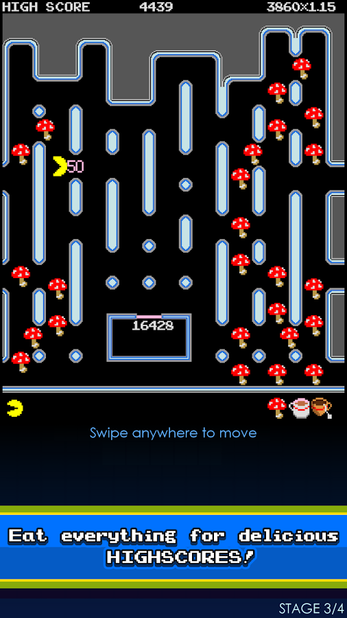 android games pacman free