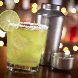 Fresh Lime Juice Margarita