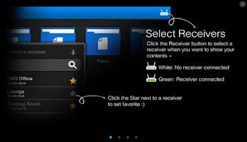 Screenshot of MirrorOp Presenter